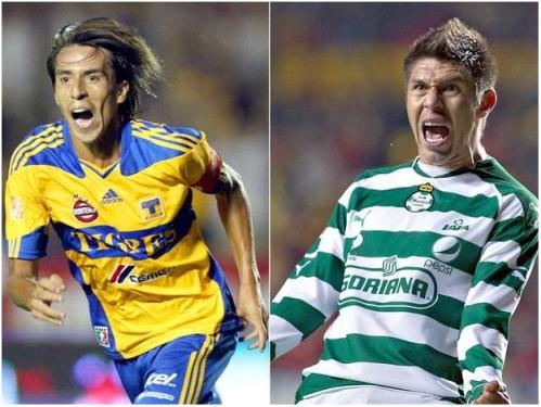 Tigres vs Santos Liguilla 2012