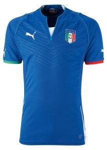 playera de Italia 2013