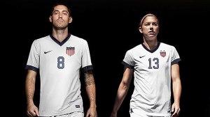 nuevo jersey de USA