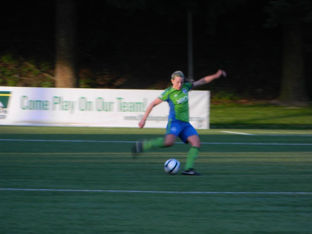 Sounders Women 0 - 0 Seattle Pacific University