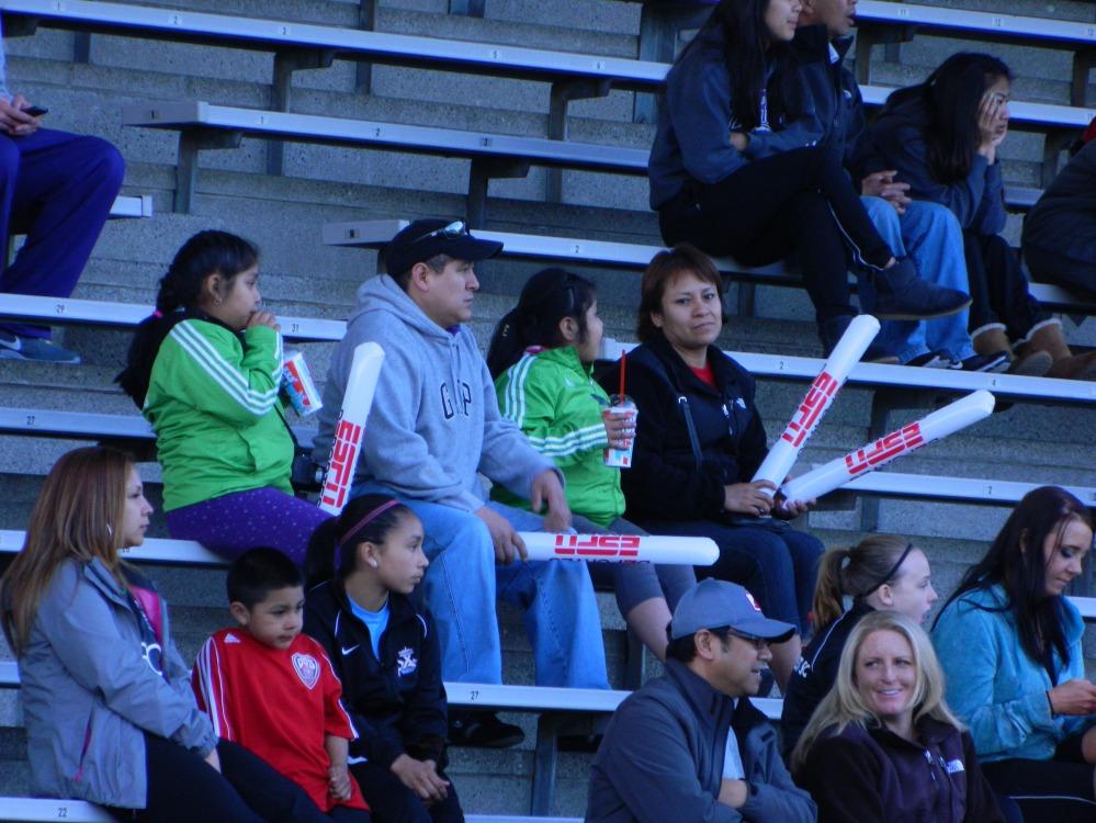 Más ganadores de boletos para partidos de Sounders Women