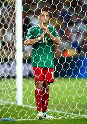 México no puede con Italia