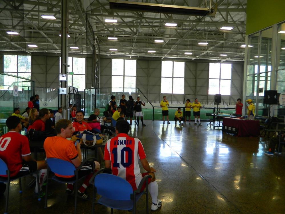 Los equipos del 1er Torneo Aniversario Latinfut