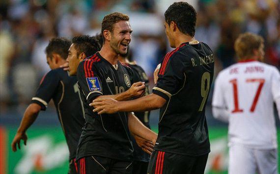 Qué opinas del rendimiento del Tri en la Copa Oro?