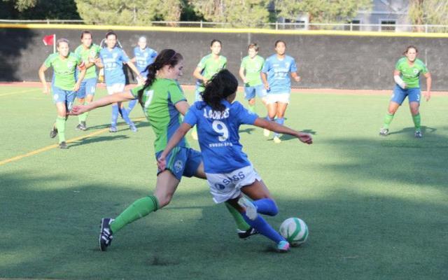 Sounders Women vs Santa Clarita Blue Heat en VIVO