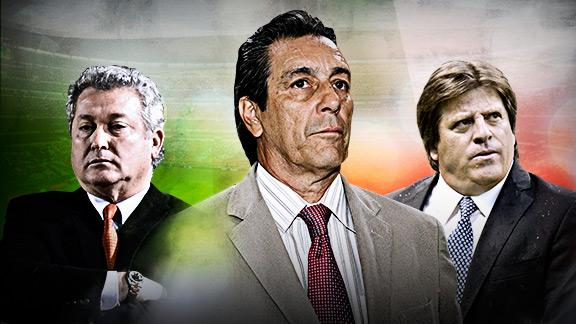 Los nuevos candidatos a dirigir el Tri