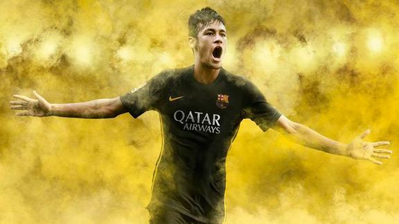 El Tercer Uniforme del FC Barcelona para el 2013-14