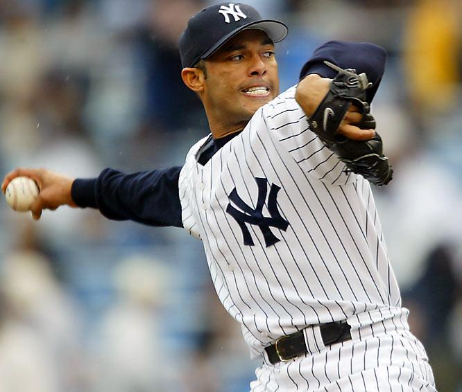 Mariano Rivera se despide de la MLB