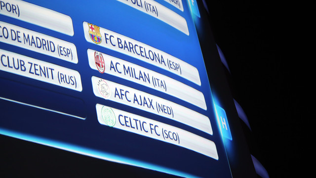 Jornada de Champions, FC Barcelona y Atlético de Madrid ganan