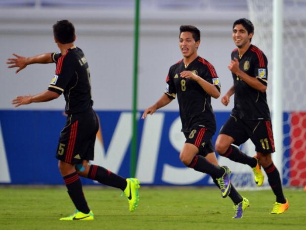La Sub-17 gana a Italia y enfrentará a Brasil