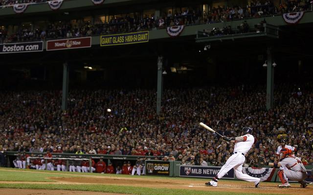Los Red Sox se llevan el juego 1 de la Serie Mundial