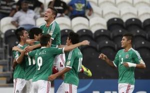 México Sub-17 derrota a Argentina