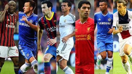 Los diez futbolistas más odiados del planeta
