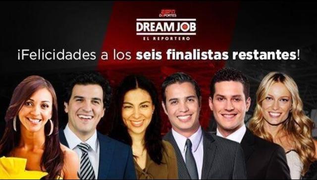 Felicidades a Diego Arrioja por ser uno de los 6 finalistas restantes
