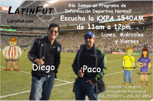 Latinfut KXPA 1540AM